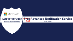 Microsoft Kills microsoft tuesday patches Advance Notifications; Now for Paid Members Only